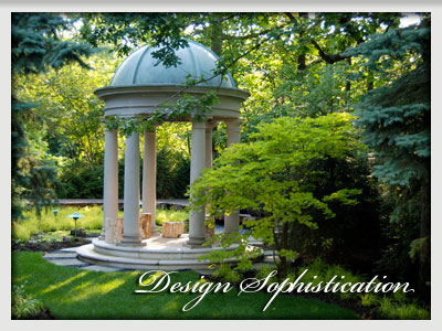 Italian garden design landscaping on jackson landscaping inc residential landscape contractor sisterspd