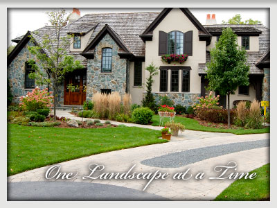 Lake Forest Landscaping Services
